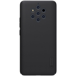 NILLKIN Frosted Concave-convex Texture PC Case for Nokia 9 PureView (Black)