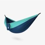 Original Xiaomi Outdoor Camping Parachute Hammock Hanging Sleeping Bed (Blue)