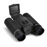 DB618B 10X LCD Hand-free Neck Strap Digital Camera Binoculars with 25mm Objective Lens