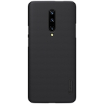 NILLKIN Frosted Concave-convex Texture PC Case for OnePlus 7 Pro (Black)