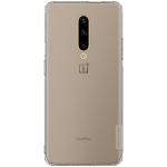 NILLKIN Nature TPU Transparent Soft Case for OnePlus 7 Pro (Grey)
