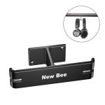 New Bee NB-Z4 Universal Headset Aluminum Alloy Hanger Stand(Black)