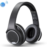 SODO MH1 Bluetooth 4.2 Foldable Wireless Bluetooth Headset with Mic(Black)