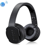 SODO MH2 Bluetooth 4.2 Foldable Wireless Bluetooth Headset with Mic (Black)