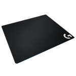 Logitech G640 Cloth Soft E-sport Gaming Mouse Pad, Size: 46 x 40cm (Black)