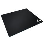 Logitech G640 Cloth Soft E-sport Gaming Mouse Pad, Size: 46 x 40cm (Black)