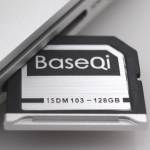 BASEQI 103MSV 128GB Micro SD(TF) Memory Card for MacBook Air / Pro Laptops