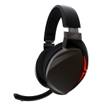 ASUS USB 2.0 / 3.5mm ROG Strix Fusion 300 7.1 Surround Sound E-sports Game Headset with Mic