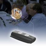 T195 1080P HD Portable Recorder Handheld DV DC, Support TF Card(Black)
