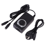 PULUZ Constant Current LED Power Supply Power Adapter for 40cm Studio Tent, AC 110-240V to DC 12V 2A  (US Plug)