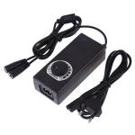 PULUZ Constant Current LED Power Supply Power Adapter for 60cm Studio Tent, AC 100-240V to DC 12V 3A(EU Plug)