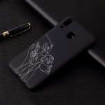 Five Hands Painted Pattern Soft TPU Case for Galaxy A30
