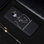 Distance Painted Pattern Soft TPU Case for Galaxy S9+