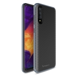 iPAKY Bumblebee PC Frame + TPU Case for Galaxy A50 (Blue)