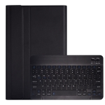DY510 Detachable Plastic Bluetooth Keyboard Protective Case for Samsung Galaxy Tab A 10.1 (2019) T510 / T511, with Holder (Black)