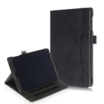 Cowhide Texture Horizontal Flip Leather Case for Galaxy Tab A 10.1 (2019) T510 / T515, with Holder (Black)