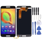LCD Screen and Digitizer Full Assembly for Alcatel A3 OT5046 5046D 5046X 5046Y(Black)