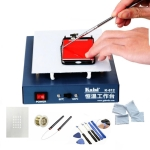 Kaisi K-812 Constant Temperature Heating Plate LCD Screen Open Separator Desoldering Station, US Plug