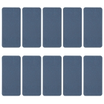 10 PCS Front Housing Adhesive for Nokia X6