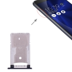 SIM Card Tray + SIM Card Tray / Micro SD Card Tray for Asus Zenfone 3 ZE552KL / ZC500TL / ZE520KL (Dark Blue)