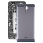 Battery Back Cover with Side Skys for Wiko U Feel(Black)