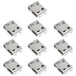 10 PCS Charging Port Connector for Galaxy G355 G313 A8 A8000 A800F J1 J120 J210F