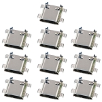 10 PCS Charging Port Connector for Galaxy J7 (2015) / J700 / J700F / J7 (2016) / J710 / J710F / J5 (2016) / J510