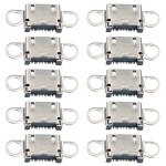 10 PCS Charging Port Connector for Galaxy S6 Edge + / G928F G928T G928A