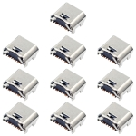 10 PCS Charging Port Connector for Galaxy Tab 3 Lite 7,0 T110 T111 SM-T110 SM-T111