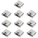 10 PCS Charging Port Connector for Galaxy Tab E 8,0 T375 T377 T280 T285 T580 T585
