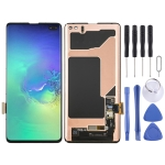 LCD Screen and Digitizer Full Assembly for Galaxy S10+ (Black)