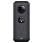 Insta360 ONE X Action Camera, 5.7K Video and 18MP Photos, with Flowstate Stabilization, Real Time WiFi Transfer