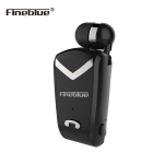 Fineblue F-V2 Bluetooth 4.1 Wireless Stereo Bluetooth In-Ear Earphone Mini Headset for iPhone Samsung tablet Bluetooth F-V2 Black