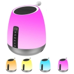 MUSKY DY50PRO LED Lamp, Portable Wireless Bluetooth Subwoofer Speaker