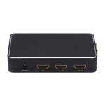 VK-102AU 4K 30Hz HDMI1.4 HDMI Splitter 2.97Gbps DTS 1 in 2 out for DVD PS4 HDTV