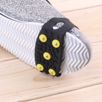 5 Teeth Ice Claw Outdoor Non-slip Shoes Covers for Ice Snow Ground