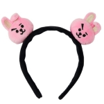 Cartoon Kawaii Girls Headbands Plush Hair Hoop Accessories Gift Head Band(Rabbit)