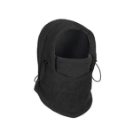 Multifunctional Outdoor Sports Windproof Cap Mountaineering Cap Protection Cover(Black)