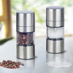 Manual Pepper Mill Stainless Steel Salt Grinder