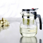 700ml Glass Tea Pot Gongfu Teapot Maker