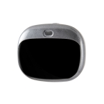 RF-V43 IP67 Waterproof GPS + LBS + WiFi Pet Locator Pet Collar Tracking Device (Black)