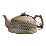 7 in 1 Stoneware Ceramic Teapot Tea Cup Kung Fu Tea Set