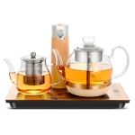 Automatic Steam Boiled Tea Black Tea Special Household Glass Spray Electric Tea Stove
