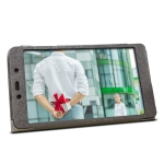 Horizontal Flip Leather Case for ALLDOCUBE iPlay8 Pro, with Holder