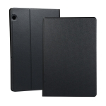 Universal Spring Texture TPU Protective Case for Huawei MediaPad T5, with Holder(Black)