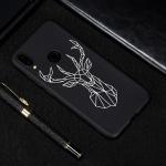 Elk Painted Pattern Soft TPU Case for Xiaomi Redmi Note 7