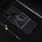 Distance Painted Pattern Soft TPU Case for Xiaomi Redmi Note 7