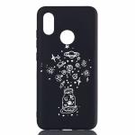 Wishing Bottle Painted Pattern Soft TPU Case for Xiaomi Mi 8