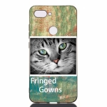 Cat Painted Pattern Soft TPU Case for Xiaomi Mi 8 Lite