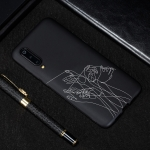 Five Hands Painted Pattern Soft TPU Case for Xiaomi Mi 9 SE